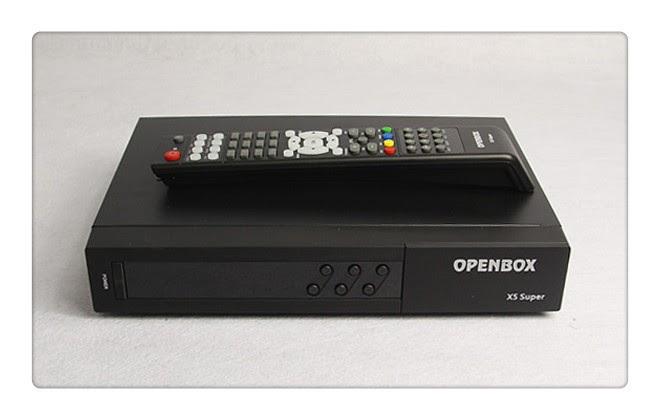 OPENBOX SUPER X5 - ATUALIZAÇÃO 22/11/2013