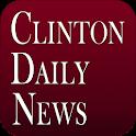 Clinton Daily News icon