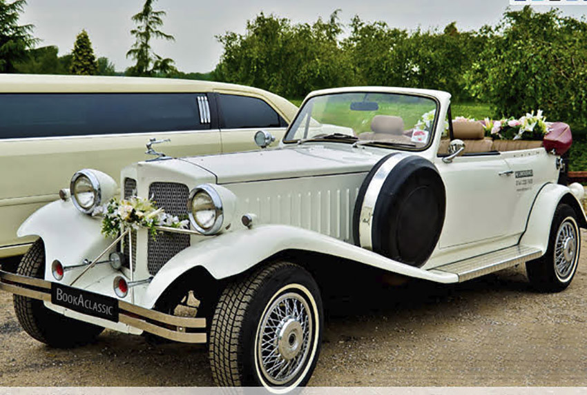 Beauford Classic Hire Manchester
