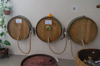 Photo: Moretti Omero - you can buy wine by the jugs here