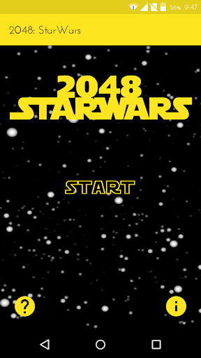 2048: Star Wars