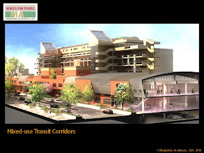 Photo: Mixed-use Transit Corridor Matrix