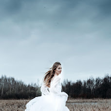 Wedding photographer Yuliya Dudina (dydinahappy). Photo of 22.01.2018