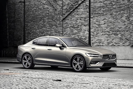 The S60 has a more athletic look than other models on the same Volvo platform. Picture: QUICKPIC