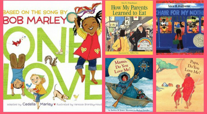 Multicultural Children's Books