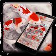 Vivid Koi Fish Launcher icon