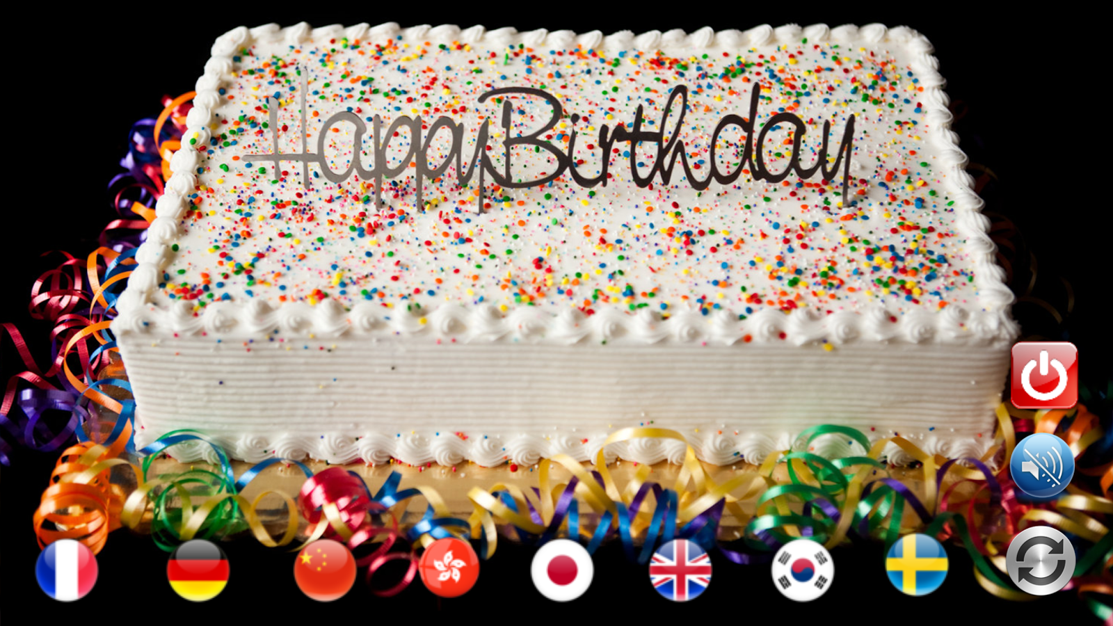 Happy Birthday Song  Android Apps On Google Play - Cake happy birthday song