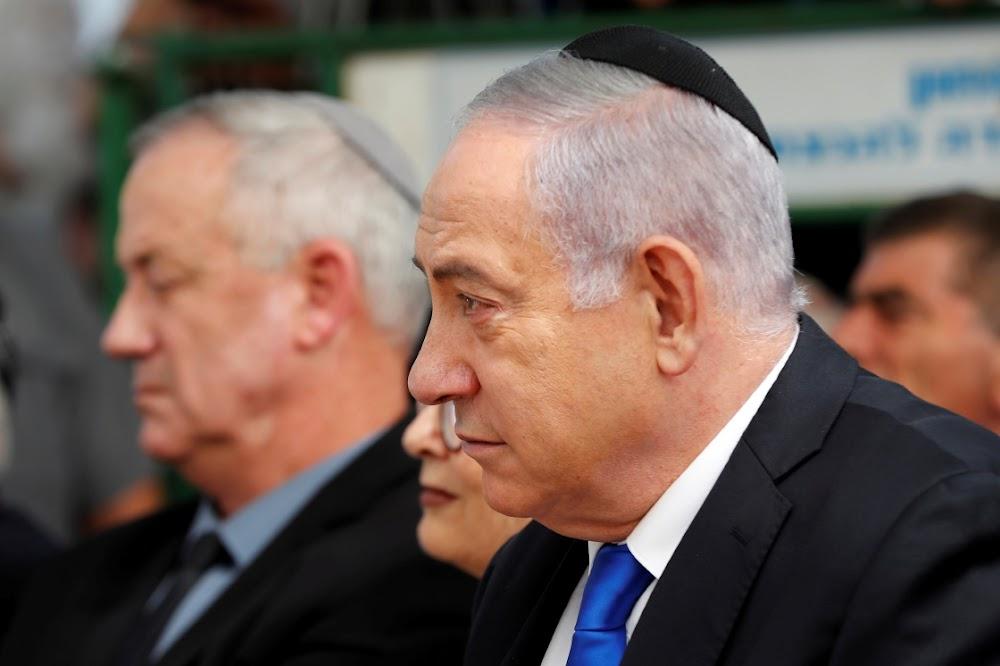 Israel-koalisie-samesprekings is besig om te veg terwyl Benjamin Netanyahu teenstander is