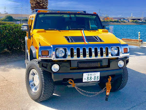 H2  07,HUMMER,LUXPXG三井D車のカスタム事例画像 ヨシクマ🇺🇸🍍さんの2019年02月12日12:18の投稿