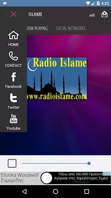 RADIO ISLAME - screenshot