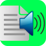 Text- to- Speech Free App Icon