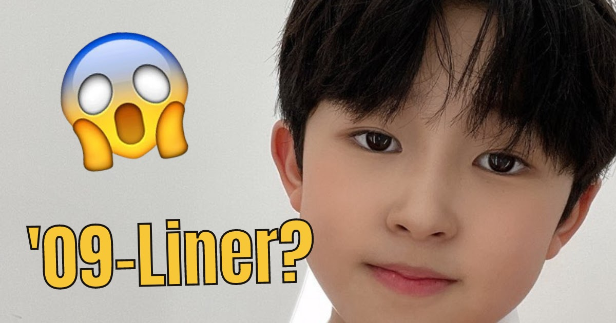 Chuseok Selfies Of PNATION's Youngest Trainee Make Netizens Question Whether The 12-Year-Old Is Appropriate To Debut