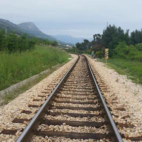 by Unknown - Transportation Railway Tracks