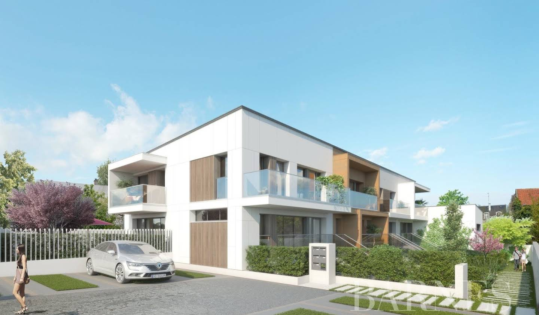 House with garden and terrace Rueil-Malmaison