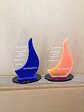 Photo: Acrylic Trophy - 3
