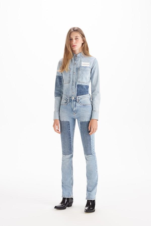 GPS Lifetime   Mood verão  Calvin Klein lança coleção de jeans coloridos 73a9d5f74e