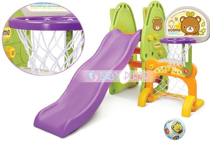 Cầu trượt bóng rổ CCOMO Y1225 5