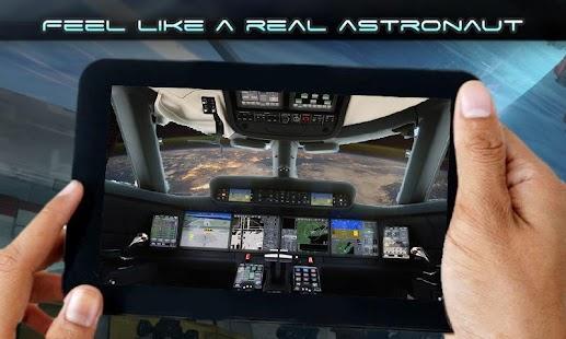 Moon Flight Driving Simulator screenshot 1