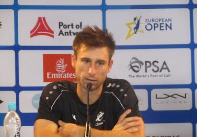 Sander Gillé strandt op enkele punten van de halve finales in het gemend dubbel op de US Open