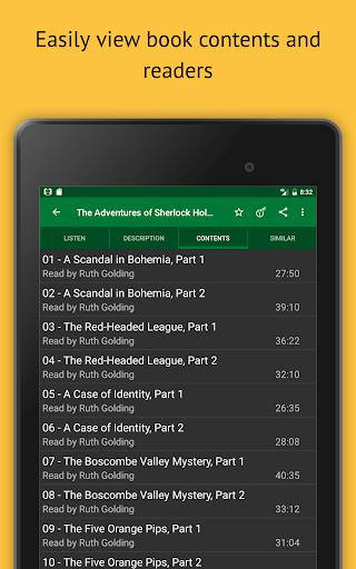 LibriVox Audio Books Free  screenshots 22