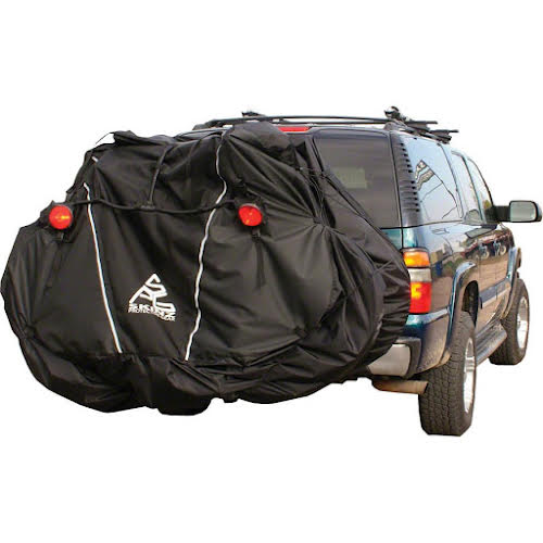 Skinz Standard Hitch Rack Rear Transport Cover with Light Kit