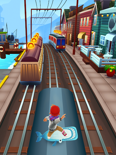 Subway Surfers apkmr screenshots 11