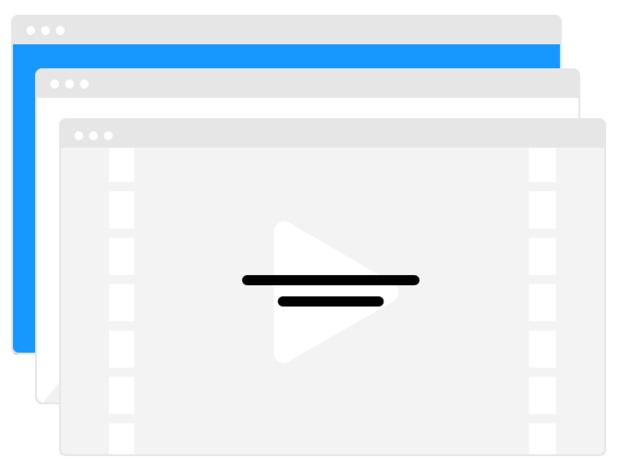 Création de site web avec des blocs et des templates