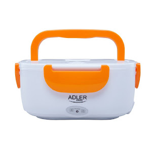 Cutie electrica petru incalzirea pranzului, ADLER AD 4474, Orange