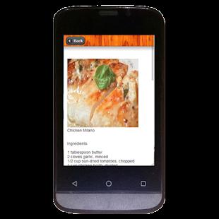 Dinner Special Recipes - náhled