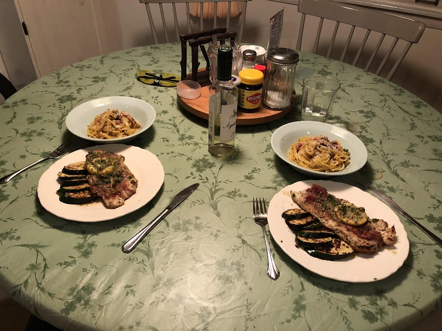Home cooked italian