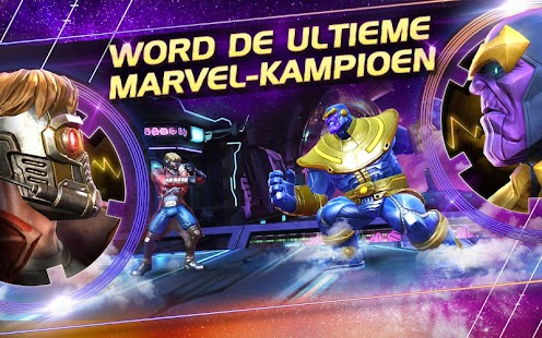MARVEL Contest of Champions: miniatuur van screenshot