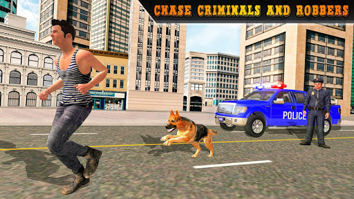 Police Dog Game, Criminals Investigate Duty 2020 android2mod screenshots 5