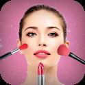 Face Beauty Makeup Photo Editor icon