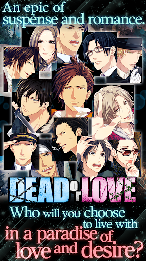 Dead or Love:Choose your story - Otome Games  captures d'écran 2