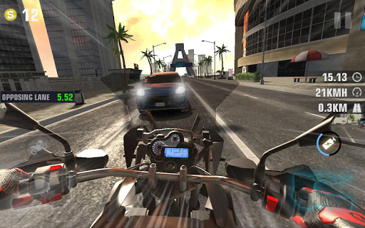Speed Motor Dash:Real  Simulator screenshot 16