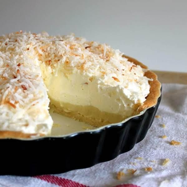 Carol's Coconut Cream Pie Recipe