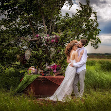 Wedding photographer Ekaterina Chekalova (Chekalova). Photo of 12.10.2016