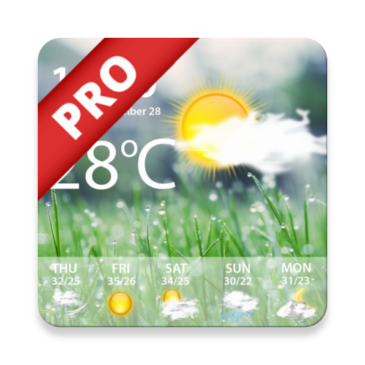 Weather Pro - Weather Real-time Forecast for Android