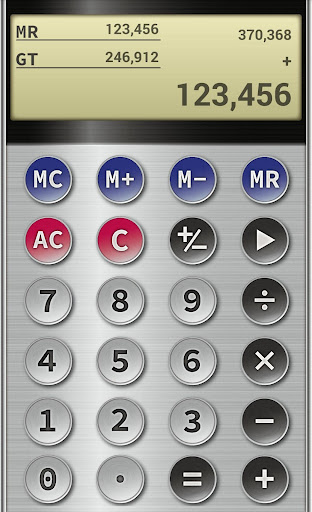Metal Calculator