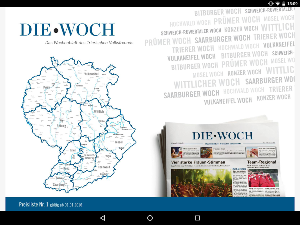 Die Woch – Screenshot