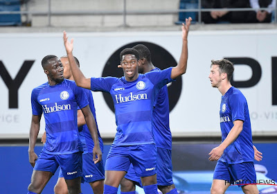 Un talent de La Gantoise une nouvelle fois décisif en équipe nationale