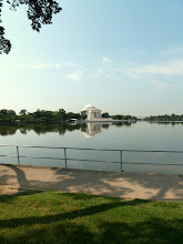 Photo: Jefferson Memorial from the far.