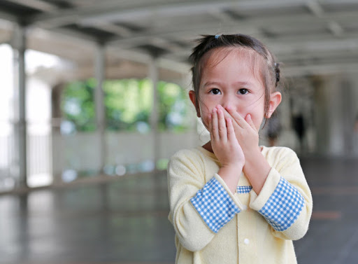 Cách phát hiện cúm ở trẻ nhỏ