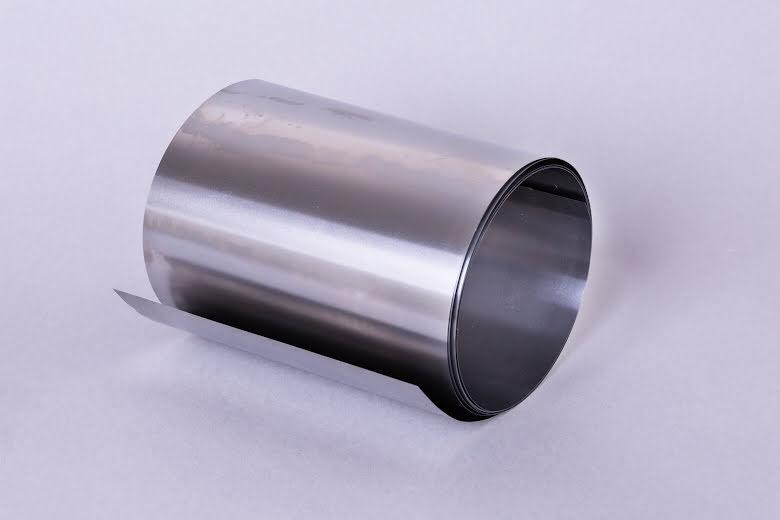 Kallvalsat stål metervara