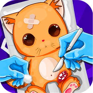 Simulator Surgery Cat for PC and MAC