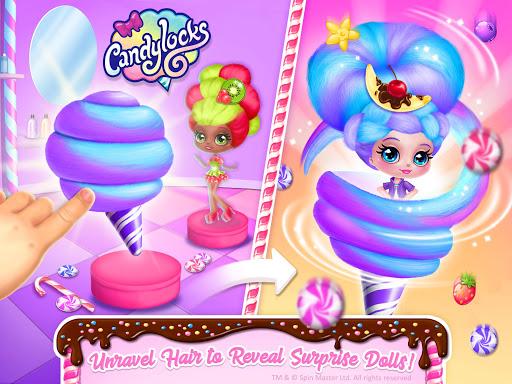 Candylocks Hair Salon - Style Cotton Candy Hair  Wallpaper 14