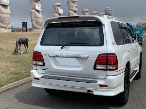 ランドクルーザー100 UZJ100W Gセレクションのカスタム事例画像 Suzukiさんの2020年04月27日12:07の投稿