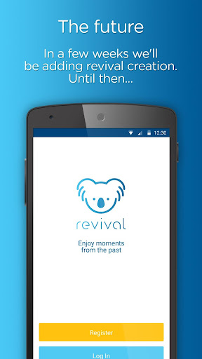 Revival - Time delay moments