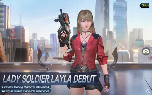 Cyber Hunter Lite 0.100.299 screenshots 2