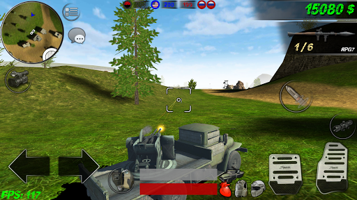 Land Of War screenshot 3